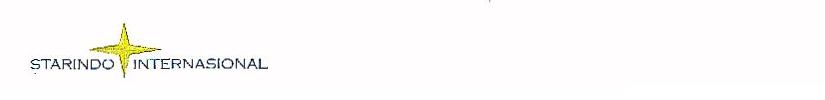 Logo PT Starindo Internasional