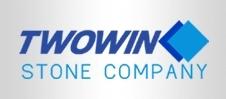 Logo twowin stone company