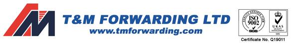 Logo T&M FORWARDING LTD