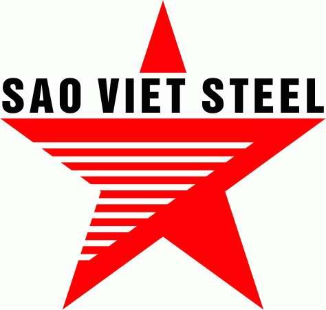Logo SAO VIET INTERNATIONAL STEEL JOINT STOCK COMPANY