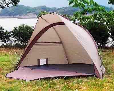 Fishing tents