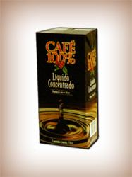 Concentrated Liquid Coffee