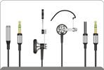 Adjustable Ear-Fiting Earphone