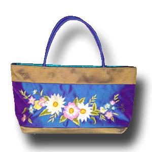 Silk Taffeta Bags