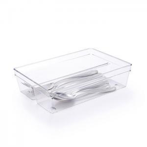Kitchen Clear Pantry Organizer Box