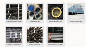 Seamless Steel Pipe/Tube, SMLS Pipe/Tube