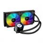 Digifast AIO Notos Liquid CPU Cooler N24 Sync AMD
